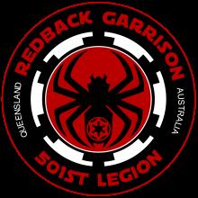 Redback Garrison Logo
